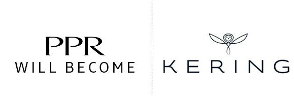 kering公司新标志设计